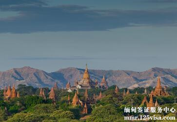 领取缅甸签证需要哪些材料?