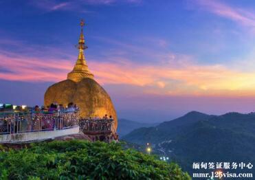 为促进旅游业发展缅甸孟邦举行旅游节活动