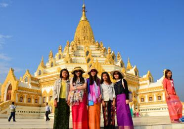 2017年前八个月缅甸接待外籍游客227万人次